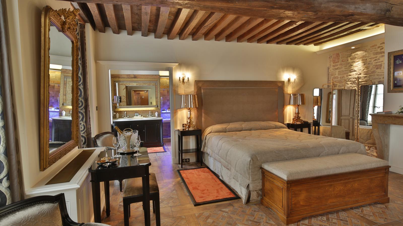 Suite Nectar - Hôtel Le Cep © Hôtel Le Cep © HÔTEL LE CEP©JC BERNARD