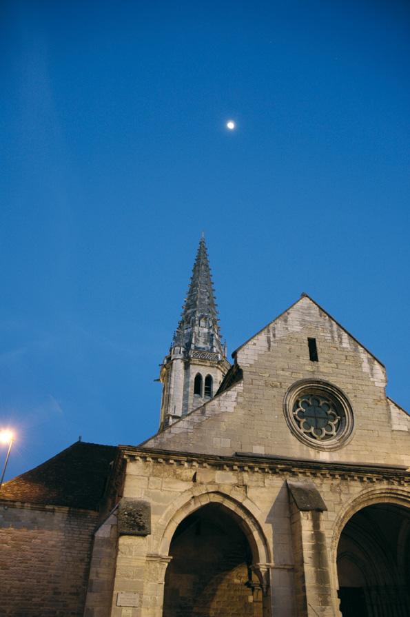 Eglise Saint-Philibert - OFFICE DE TOURISME DE DIJON©OFFICE DE TOURISME DE DIJON - ATELIER DÉMOULIN