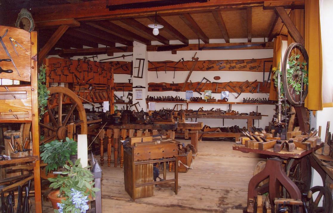 Musée Papotte (Artisanat et vie rurale)