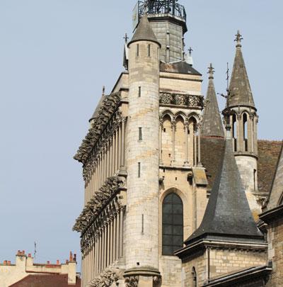 Eglise Notre-Dame - OT Dijon Métropole