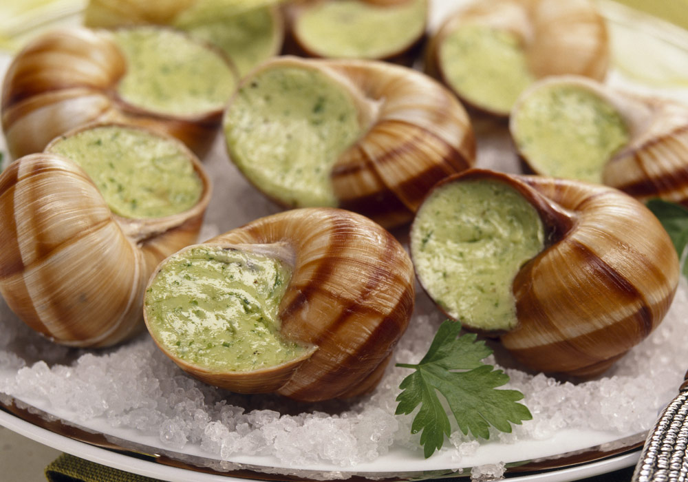 Escargots - CÔTE-D''OR TOURISME : FOTOLIA.COM © FOOD IMAGES