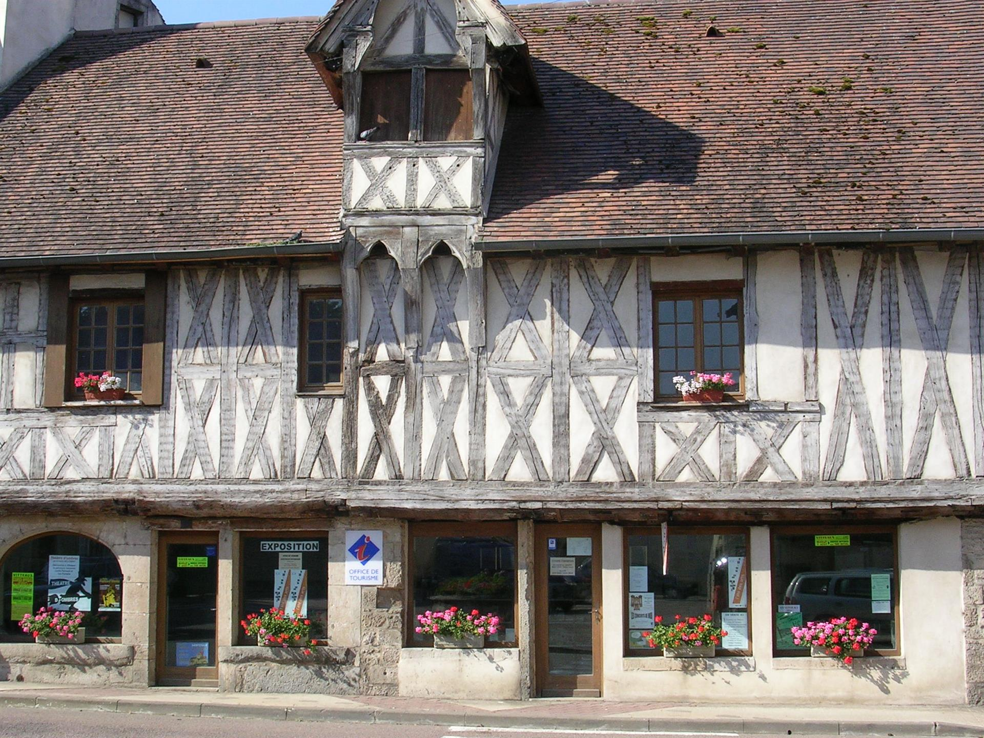 Office de tourisme - OFFICE DE TOURISME DE VITTEAUX©A GAUTHERIN