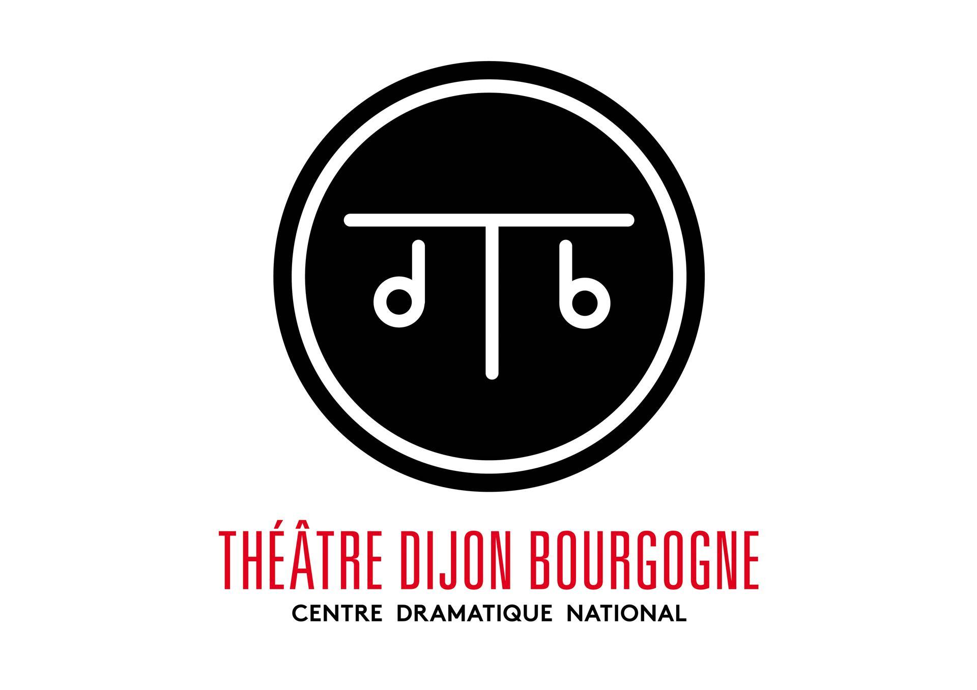Logo TDB - Théâtre Dijon Bourgogne © Théâtre Dijon Bourgogne