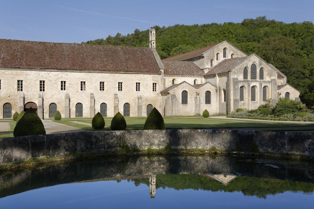 Abbaye de Fontenay - Abbaye de Fontenay © Frédéric Dupin
