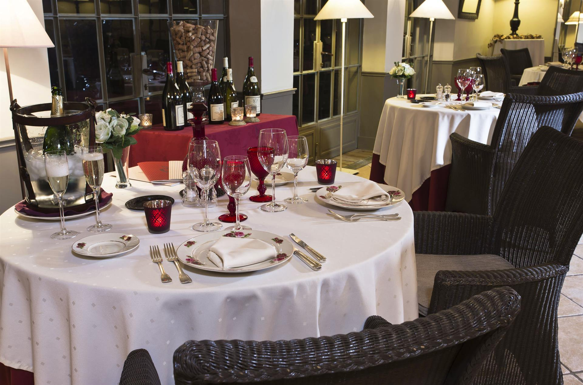 Chateau de Courban & SPA Restaurant Gastronomique - CDC
