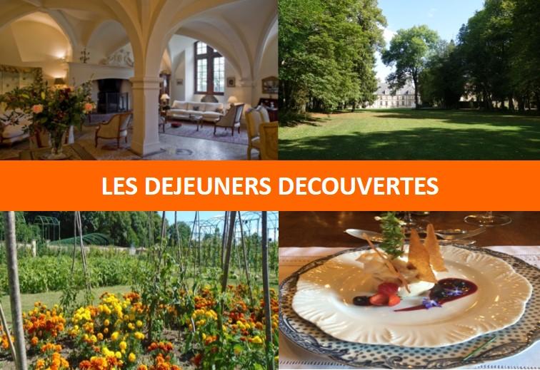Déjeuner Découverte au château - CDM 2019