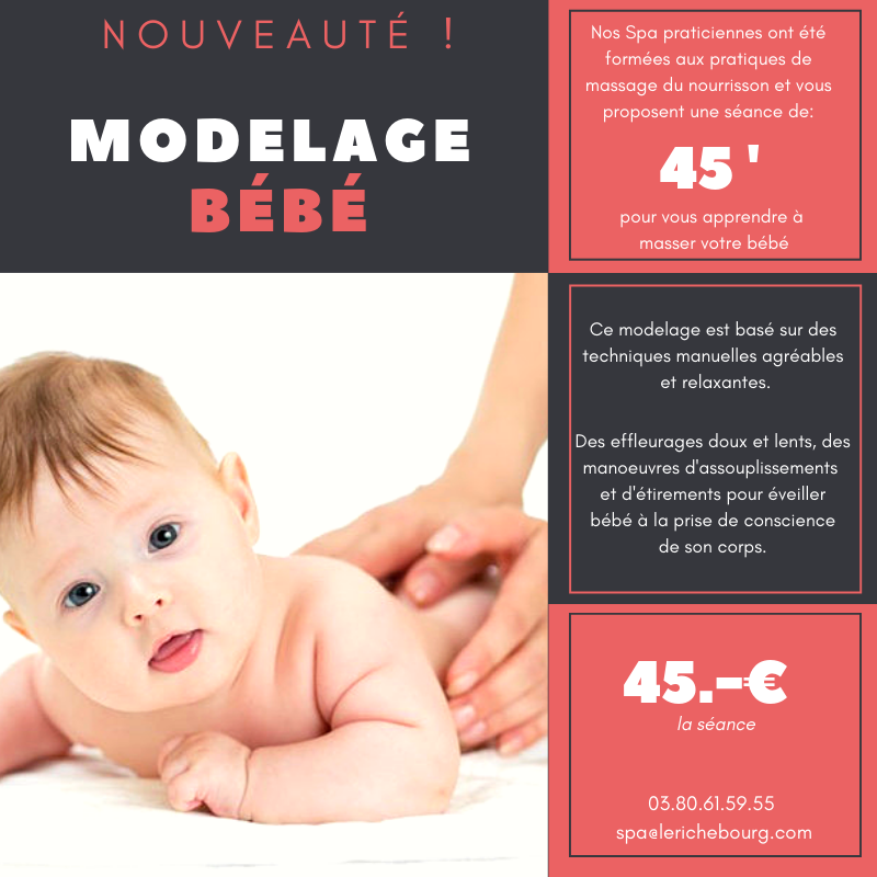 Massage bébé - Marylène Munnier