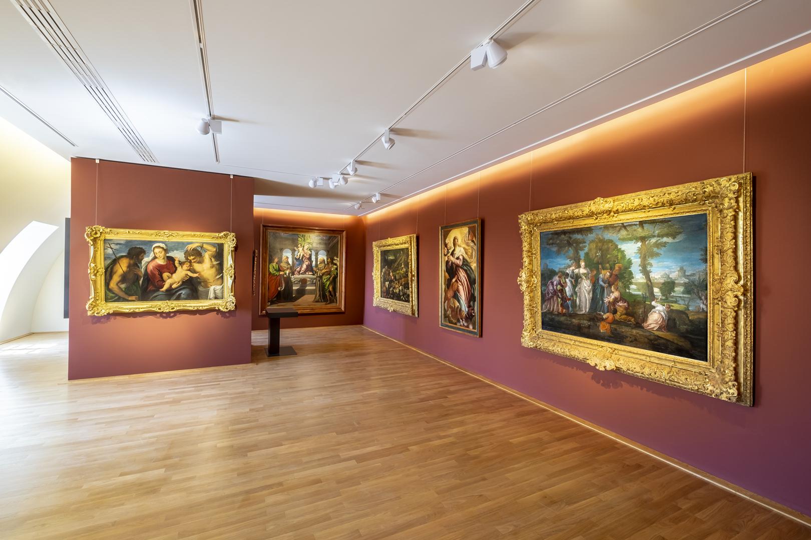 Salles-3éme-Renaissance_MdBA_2019_1 - © musée des Beaux-Arts de Dijon, © Bruce AUFRERE / TiltShift