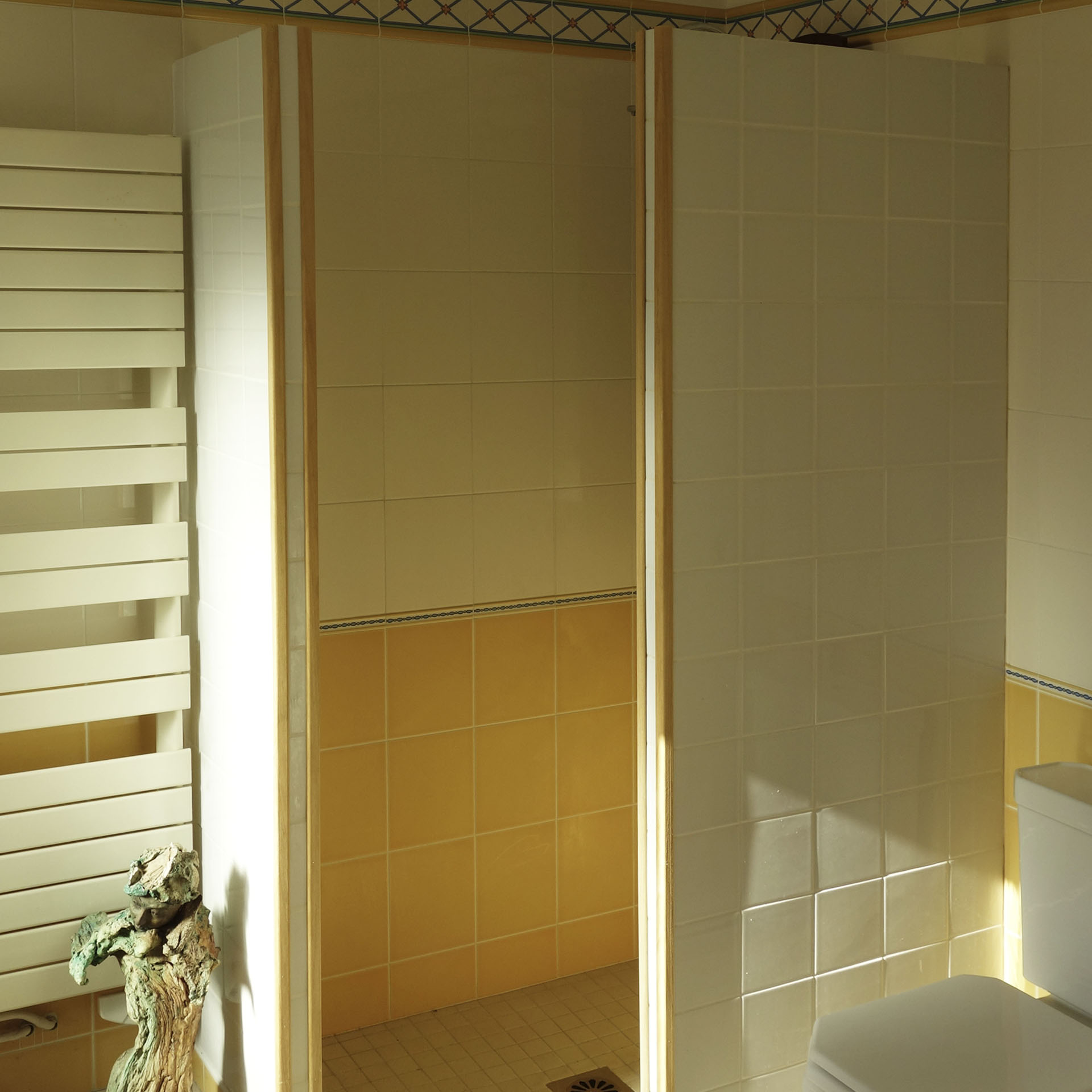 Salle de bain - Douche italienne - titren
