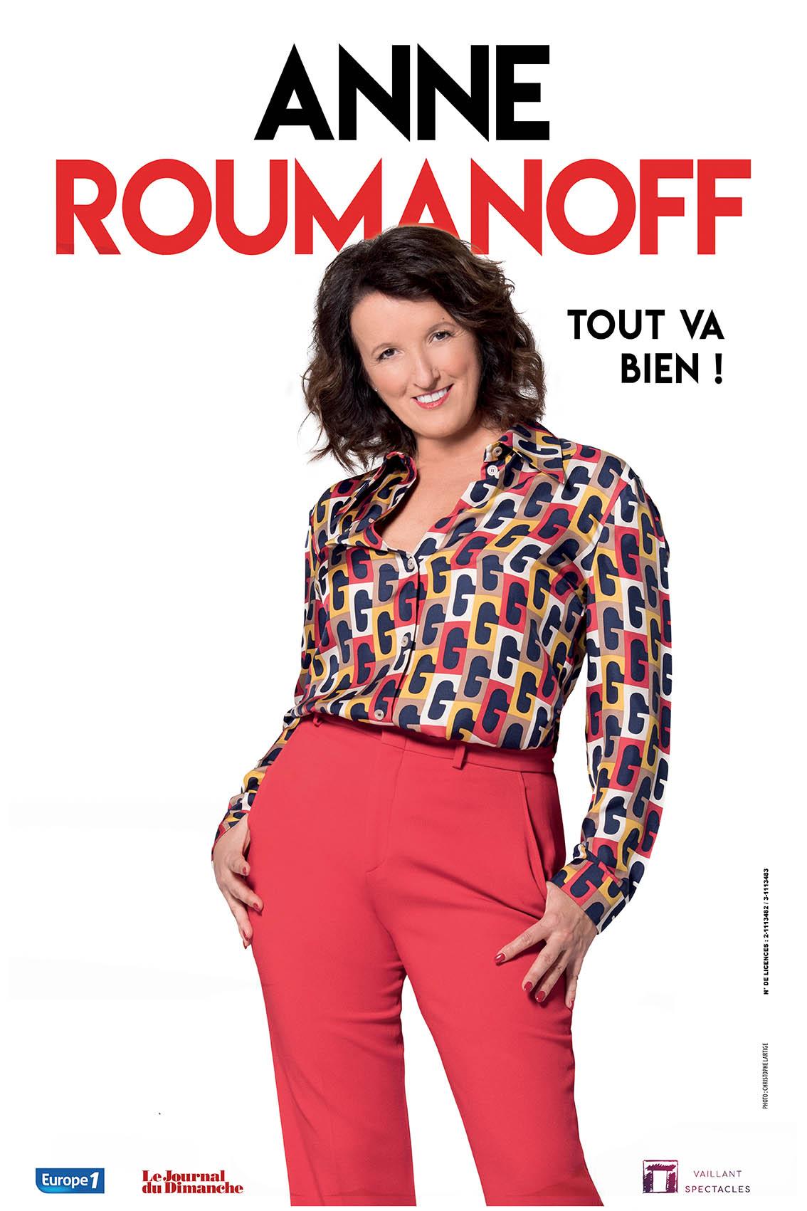 Anne Roumanoff - Tout va bien !