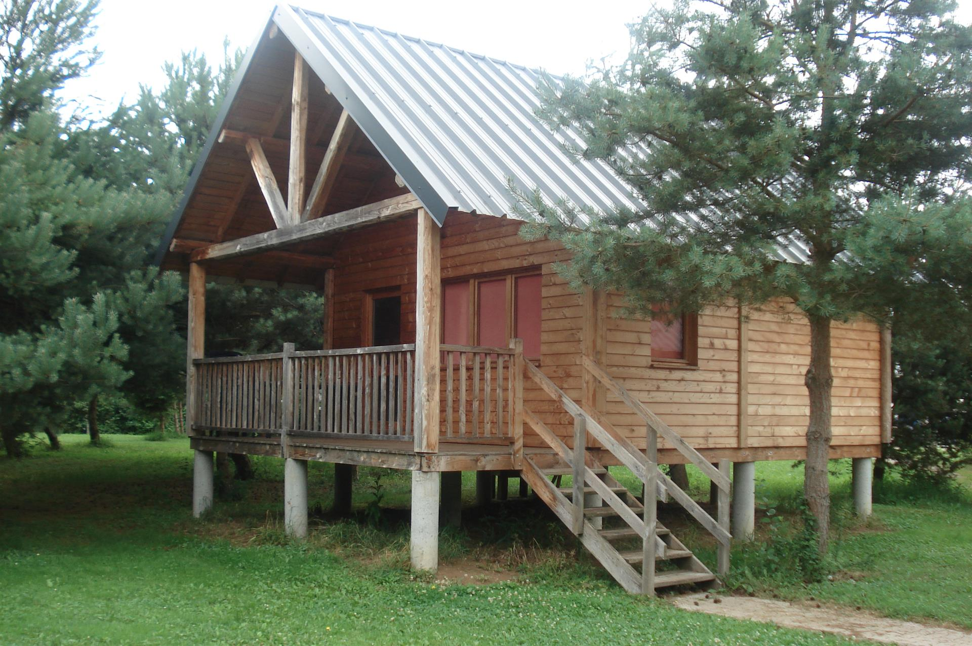 Chalet - location chalet 8 pers
