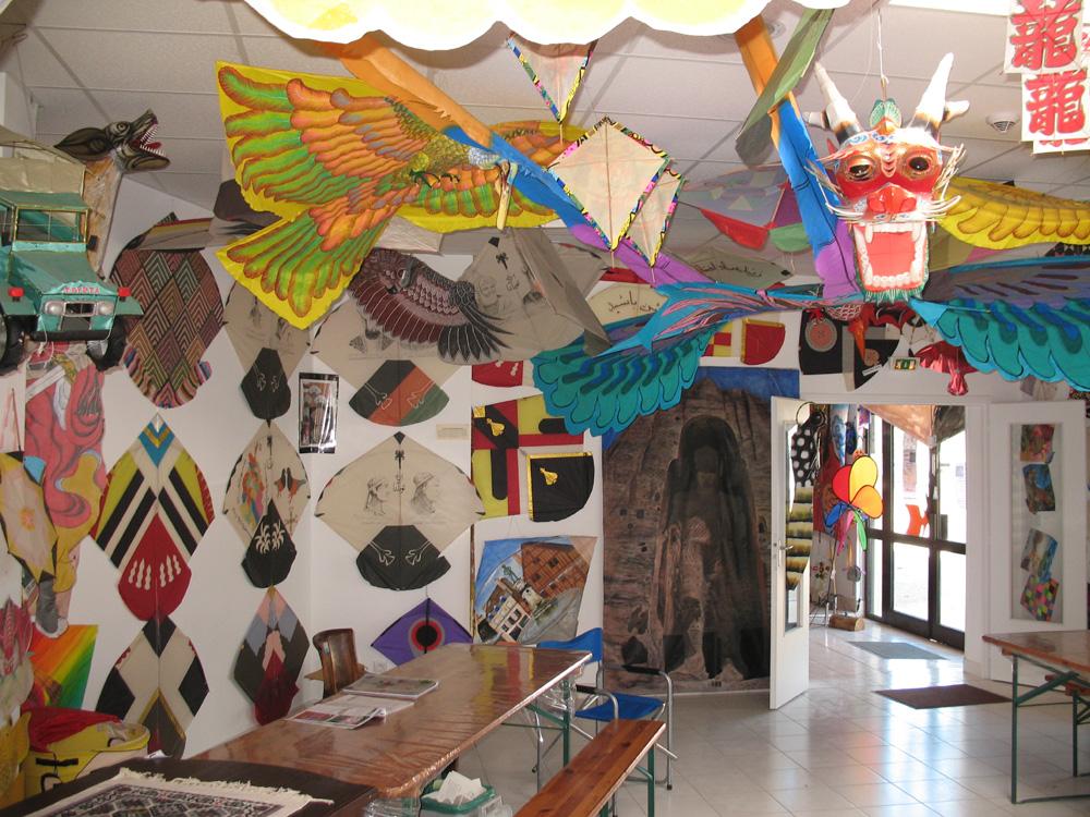 Musée du cerf volant Perrigny les Dijon - CÔTE-D''OR TOURISME © NATHALIE OMAR