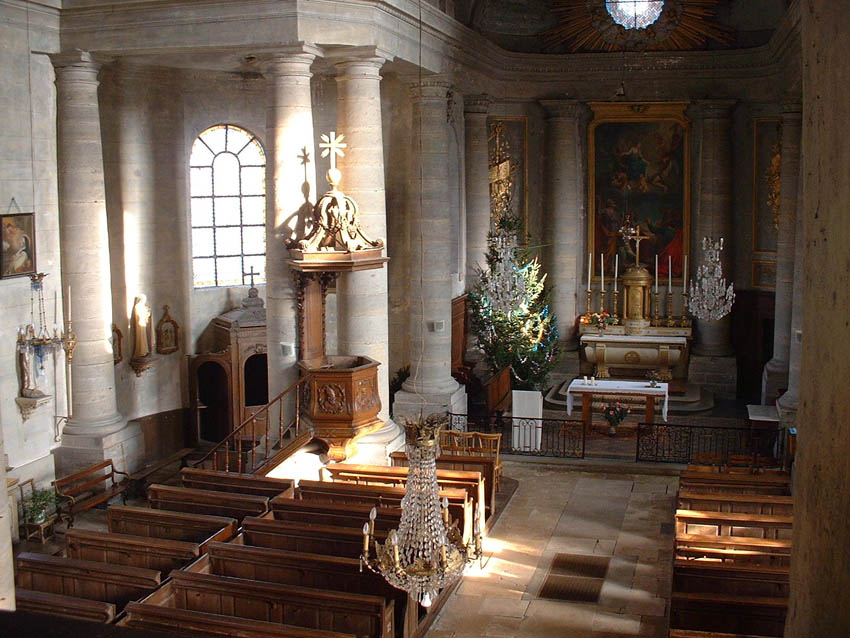 Eglise de voray-sur-l'ognon