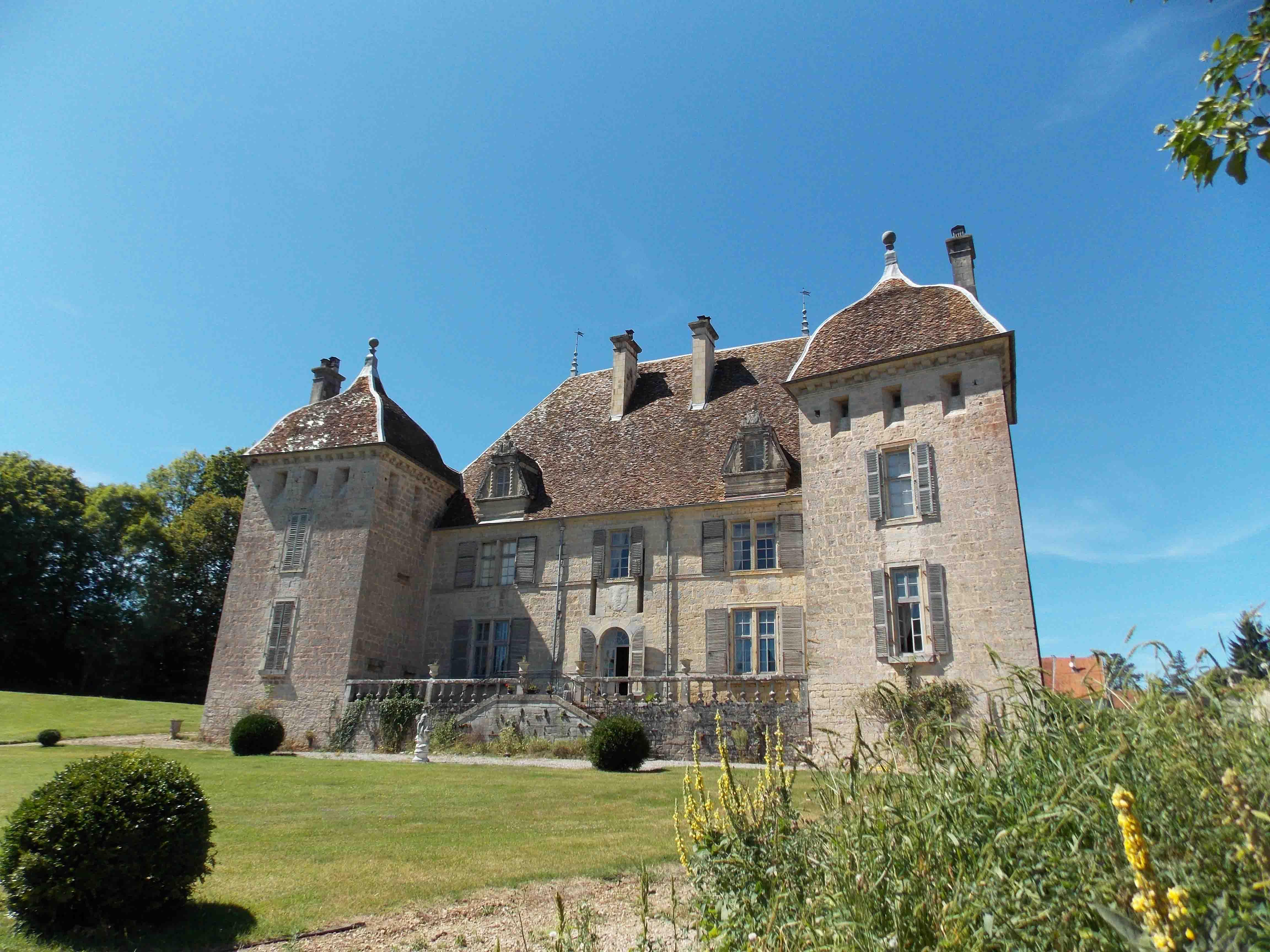 Chateau de filain