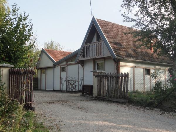 Gite au hameau de la Madeleine.