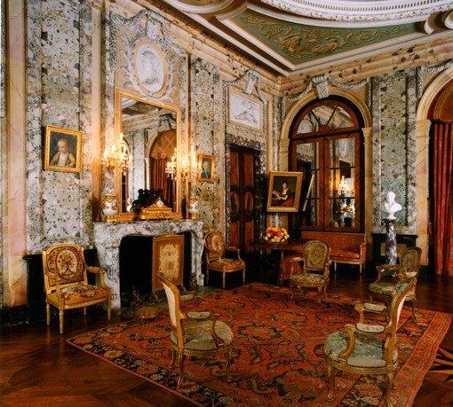 Grand salon du château © Girval