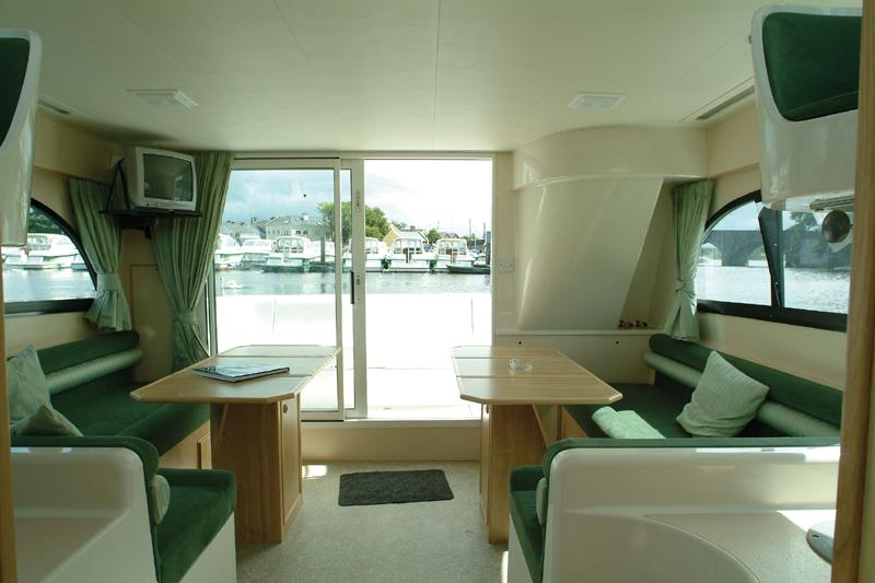 LeBoat-Elegance-salon - Le Boat