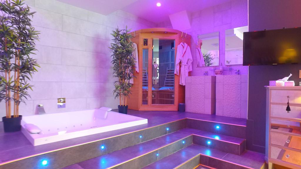Loft-Spa-Privatif-Dijon - Sauna - LSP