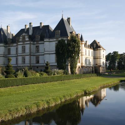 Château de Cormatin - Crédits : J.L. Maréchal