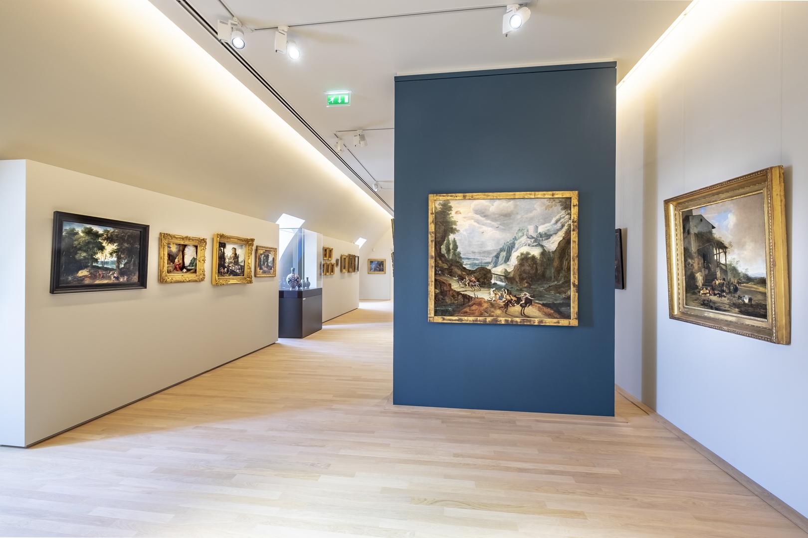 Salle-Verte-3éme-nouv_MdBA_2019_3 © © musée des Beaux-Arts de Dijon, © Bruce AUFRERE / TiltShift