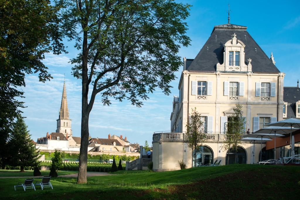 Château de Cîteaux - Arnaud Dauphin