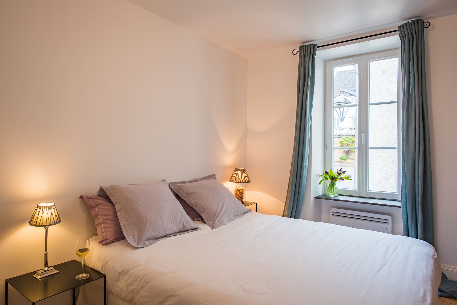Chambre no 1/ Bedroom no 1 - Hervé Corcia