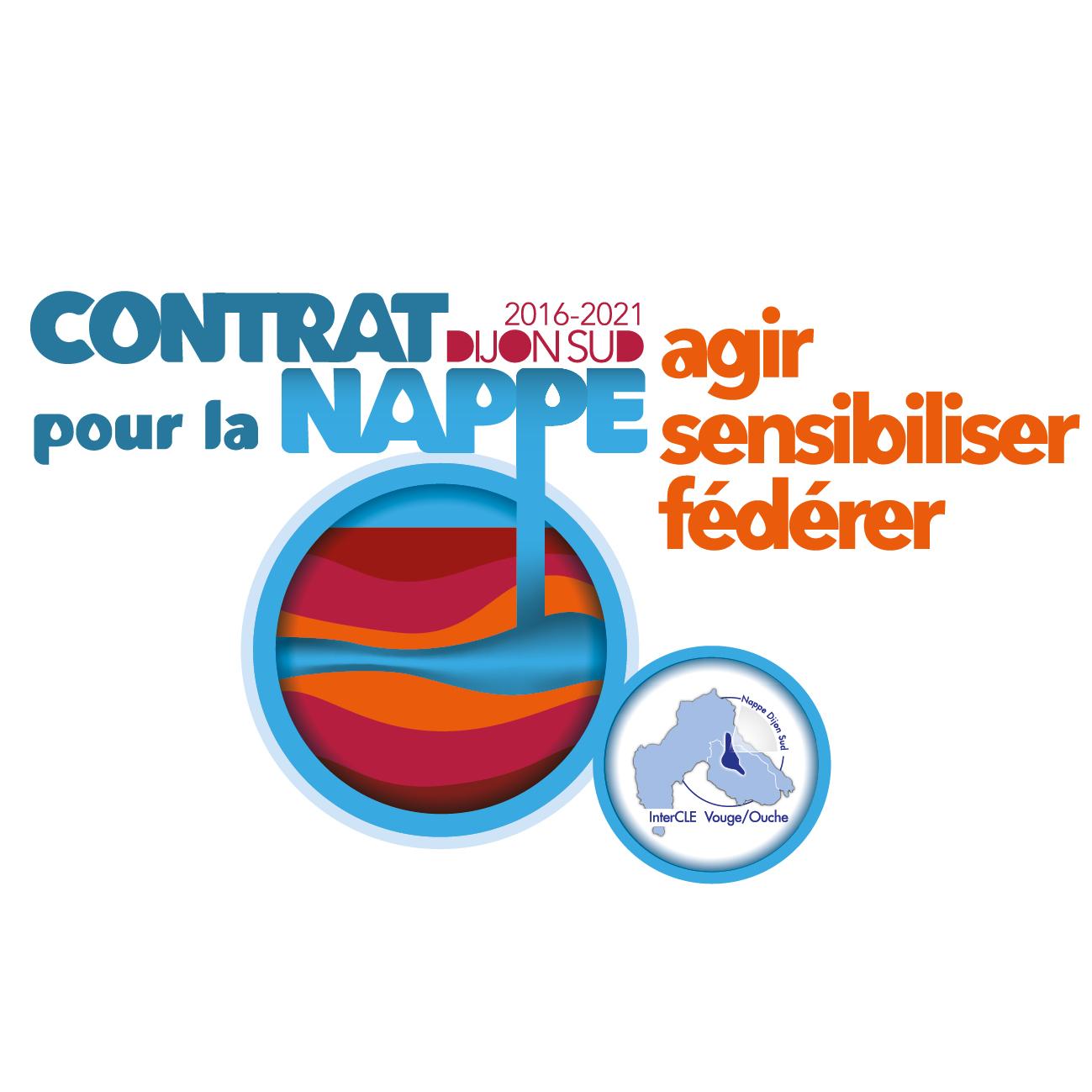 Logo nappe de Dijon Sud/Contrat - SBV
